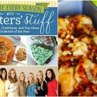 Celebrate Every Season With Six Sisters Stuff - Apple Walnut Pull-Apart Bread - Review