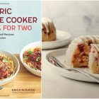 Electric Pressure Cooker Cookbook For Two - Mini White Chocolate-Cherry Bundt Cakes - Review