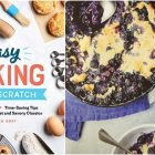 Easy Baking From Scratch - Blueberry Cobbler In A Cast Iron Skillet - Review