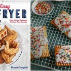 The Super Easy Air Fryer Cookbook - Homemade Cherry Breakfast Tarts - Review