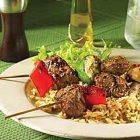 Easy Steak and Vegetable Kabobs