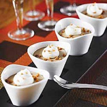 Toffee Coffee Caramel Pots de Creme