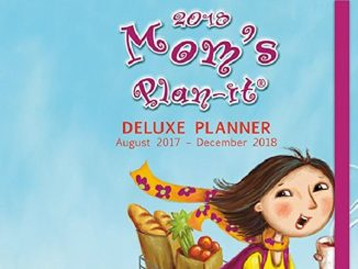 Mom's Plan-It Deluxe Planner