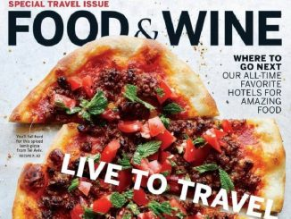 Food & Wine Magazine
