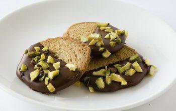 Chocolate Pistachio Crunch