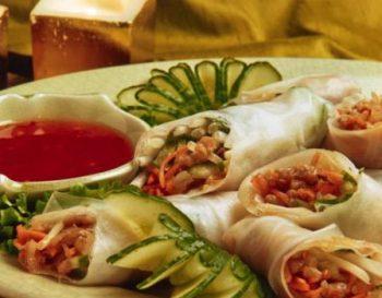 Asian Wraps