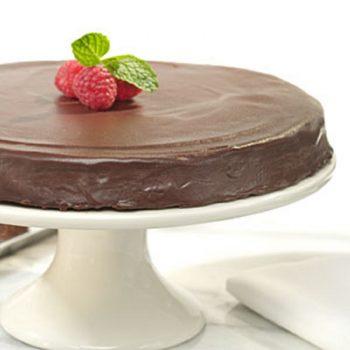 Fudgy Brownie Torte