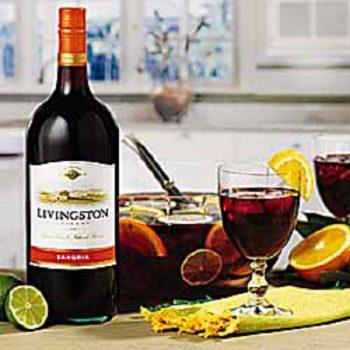 Livingston Cellars Mulled Wine