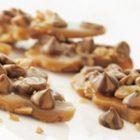 Swirlicious Chocolate-Peanut Toffee