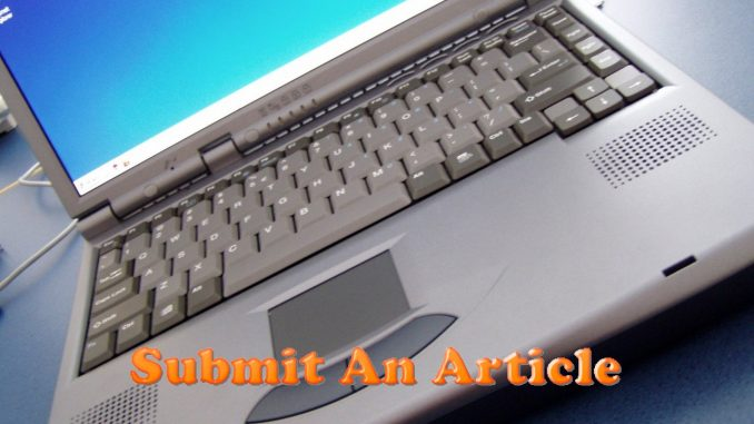 Submit An Article Or Recipe